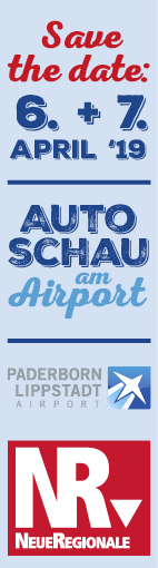 Autoschau am Airport 2019